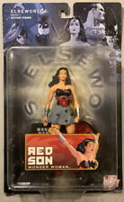 DC Direct Elseworlds Red Son Superman: Wonder Woman  Action Figure