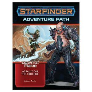 Starfinder RPG : Aventure Chemin - Dawn De Flamme 6 - Assault Sur Creuset