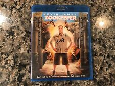 Zookeeper Blu-Ray! 2011 Comedy! See) Fierce Creatures & We Bought A Zoo