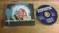 CD PUNK Soundgarden-Black Hole Sun (3) canzone MCD A & M Records SC