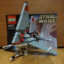 Lego Star Wars 4477 T-16 Skyhopper Craft Shuttle Rare HTF Classic