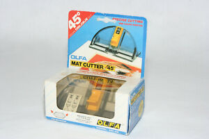 Olfa Mat Cutter 45°, Passepartout Werkzeug  mit OVP