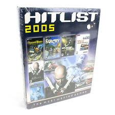 Hitlist 2005, Prince of Persia, Hitman Contacts, Toca Race Driver 2, Far Cry