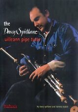 The Davy Spillane Uilleann Pipe Tutor by Davy Spillane (2011, Paperback)