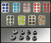 Replacement Ear Buds Tips Sets for Beats By Dre Powerbeats3 PowerBeats 3