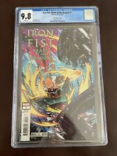Iron Fist: Heart of the Dragon 1 CGC 9.8 Jacinto variant cover (11)