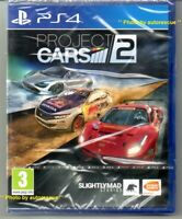 Project CARS 2  'New & Sealed'   *PS4(Four)*