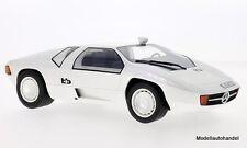 BB-Mercedes CW 311 Buchmann Metallic-Blanc 1978 1:18 Bos