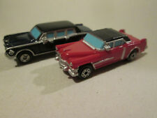 1989 Galoob Micro Machines Cadillac Limousine Limo '59 Fleetwood '66 Lincoln Car