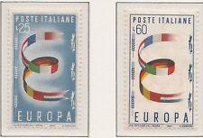 Europa CEPT 1957 Italië 992-993 - Postfris - MNH