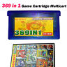 369 in 1 Spiel Cartridge Multicart für  GBA NDS GBA SP GBM NDS NDSL INS