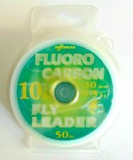 DRENNAN FLY LEADER 50 Meters Fluoro Carbon - 10LB - 4.5KG - 0.30mm - Fishing