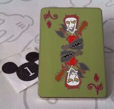 Lock Playing Card Nightmare Before Christmas Mystery Disney Pin Buy 2 Save $