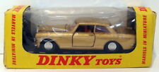 Vintage Dinky 127 - Rolls Royce Silver Cloud III - Gold