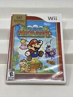 Super Paper Mario - Nintendo Wii Game - Complete
