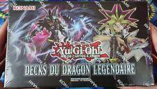 Yu-Gi-Oh! Deck Du Dragon Légendaire 1 ère édition
