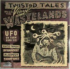 TWISTED TALES FROM VINYL WASTELAND  UFO On Farm  LP VOL. 1  GATEFOLD SEALED