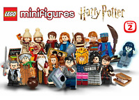 LEGO 71028 Harry Potter Minifigures Series 2 👑 Choose Your Favourite