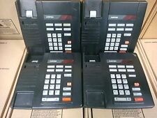 LOT OF 4 AASTRAS NT2N24AD1141 BLACK OFFICE BUSINESS Phone No Handset-USED
