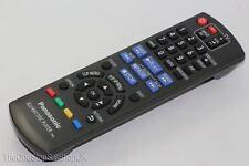 Panasonic N2QAYB000577 BluRay DVD PLayer Remote Control For DMP-BD75EB, DMP-BD75