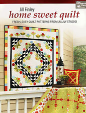 Home Sweet Quilt Easy Quilt Design Table Runner Pillows More Quilt Pattern Book