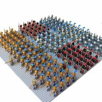 21 Piece Compatible Army Gladiator Crusader Rome Medieval Castle Knights