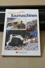 Baumaschinen Jahrbuch 2001