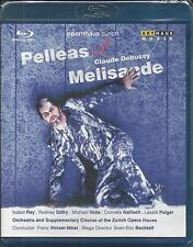 Claude Debussy - Pelleas et Melisande [Blu-ray] Opernhaus Zürich Neu!