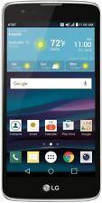 "NEW! LG Phoenix 2 AT&T GSM 4G LTE 5"" 8+5MP 16GB GoPhone (Black) w/ Unlocked Code"