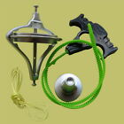 Retro Metal Precision Gyroscope Child Educational Physics Toy Science OP
