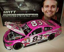 Matt DiBenedetto 2016 Cosmo Motors Pink #83 Camry 1/24 NASCAR Diecast