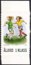 Aland 2007 Football/Sports/Games/Soccer/Animation 1v s/a ex bklt (af1010)