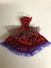 Monster High Doll Operetta Replacement Spare  Party Dress Picture Day