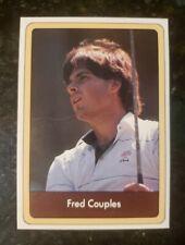 Fred Couples 1986 Donruss Miller Press Near Mint Rare PGA Tour