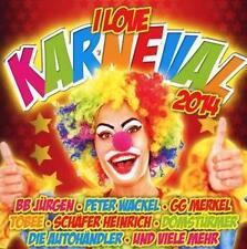 I love Karneval 2014 von Various Artists (2013)