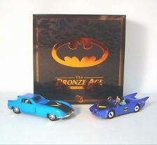 Corgi Batmobile Bronze Age Collection Boxed Set 1970's and 1980's Batmobiles