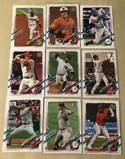 2021 Topps Series 1 Rookie Card You Pick Complete Your Set 1-150 WITH Rookies