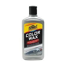 Formula 1 Silver Color Wax — Restores Color and Fills in Scratches — 16 fl. oz.