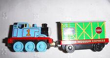 "Sodor Museum Express Magnetic Train Thomas Cars Toy 3"" Sliding Door"