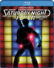 SATURDAY NIGHT FEVER : Director's Cut (John Travolta) - BLU RAY - Region free