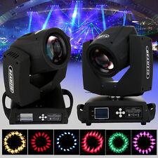 2x 230W Moving Head Beam Light Zoom Gobo Luce 16 Facet DMX512 16/20CH DJ Pub KTV