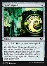 Simic Signet X4 NM Commander 2015 MTG  Magic Cards Artifact Common