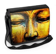 Buddha yeux ordinateur portable sac messenger-bouddhiste bouddhisme méditation