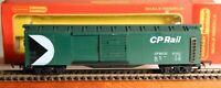 Tri-ang Hornby R.1353 C.P. Rail Paper Car (Canada) CP81030 green Good boxed