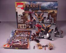 Lego The Hobbit 79011 Dol Guldur Ambush w mini figures & box  Lord of the Rings