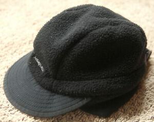 Patagonia Duckbill Synchilla Fleece Hat Made in USA Medium Style 28828 3 panel