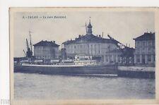 Calais, La Gare Maritime Postcard, B564