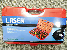"""Laser Insulated Tool Kit 3/8""""D 22pc - VDE certificated /GS approved"""