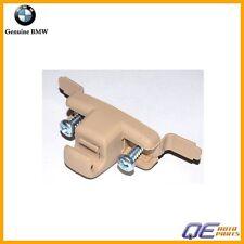 BMW 740i 740iL 750iL 540i 528i 525i 530i Sun Visor Clip - Beige Genuine