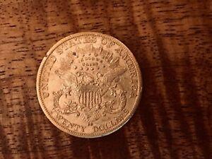 1883cc Double Eagle Gold